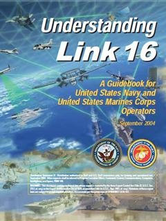 understanding link 16 a guidebook for usaf operators